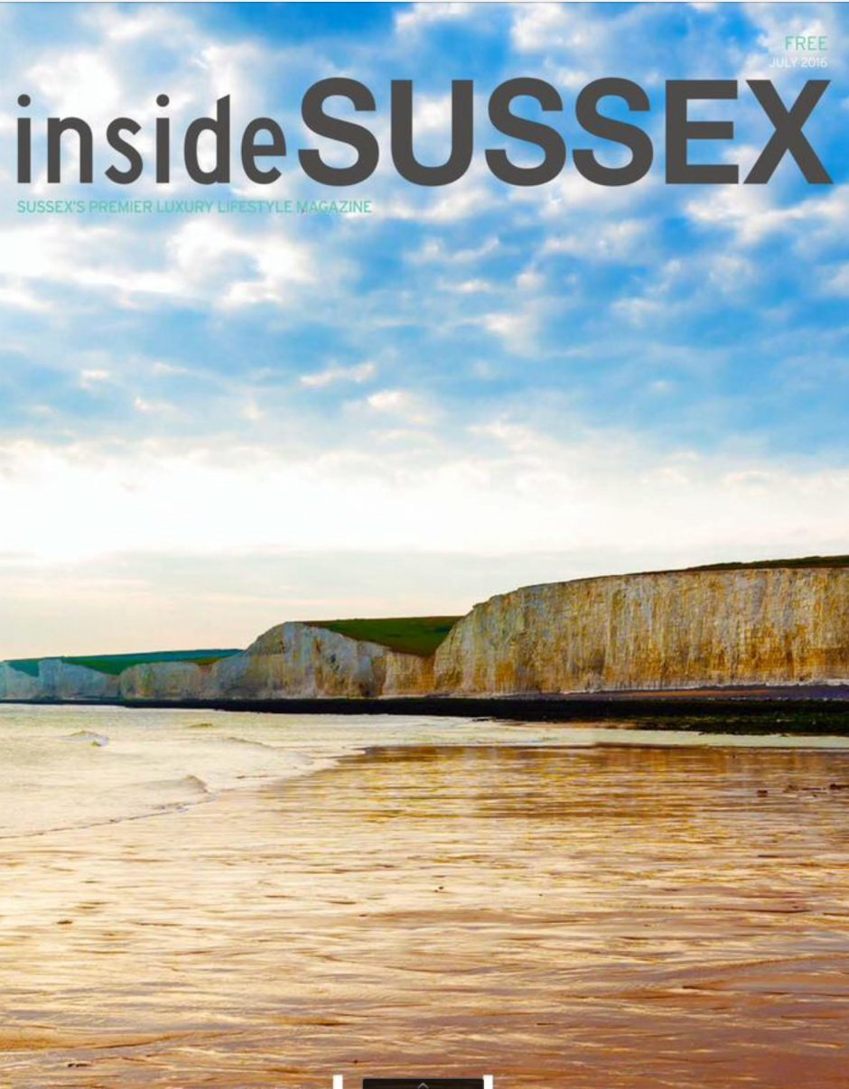 insideSUSSEXjulycover